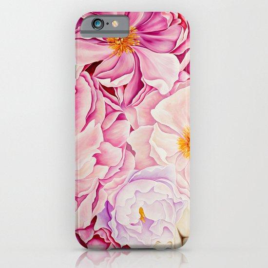 l 39 amour des fleurs iphone ipod case by sophiamonique society6. Black Bedroom Furniture Sets. Home Design Ideas
