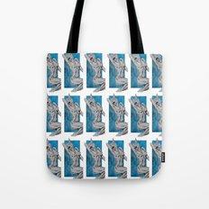 Kitties & Titties No.1 Montage Tote Bag