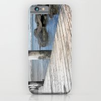 iPhone & iPod Case featuring Jetty at bridgewater by Tanella