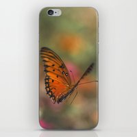 In Flight iPhone & iPod Skin