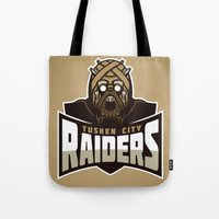 Tusken City Raiders - Ta… Tote Bag
