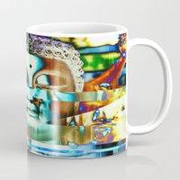 Glitch Buddha #3 Mug
