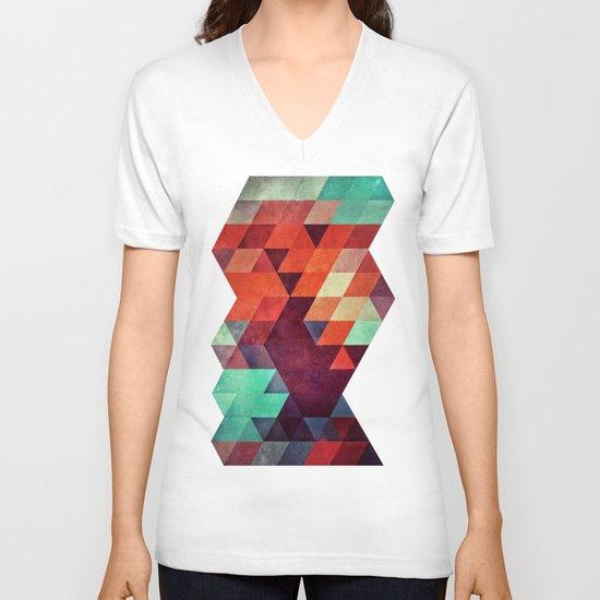 lyzyyt V-neck T-shirt