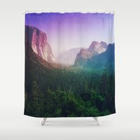 I'm Mountain Crazy Shower Curtain