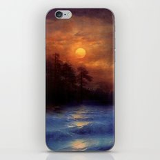 Hope in the blue water iPhone & iPod Skin