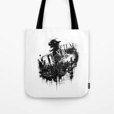 Like a Film Noir Tote Bag