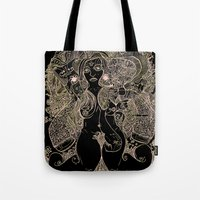 From the wood too the hood Tote Bag