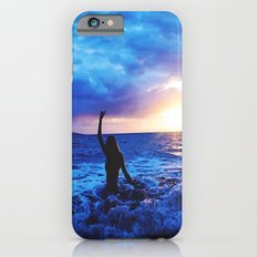Sunset Swimmer Slim Case iPhone 6s