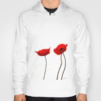 Simply Poppies Hoody
