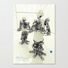 MOTHERFRAME Canvas Print