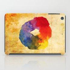 Colors Series 1 : Circle of Life iPad Case