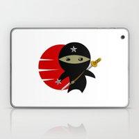 NINJA STAR Laptop & iPad Skin