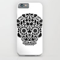 Day Of The Dead Skull No… iPhone 6 Slim Case