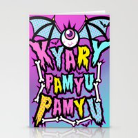Kyary Pamyu Pamyu 3 T-shirt Stationery Cards
