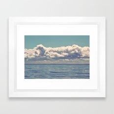 Calms the Soul Framed Art Print