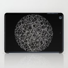 Circle - Lines - Inverted iPad Case