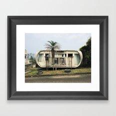 Abandoned Venturo House Framed Art Print