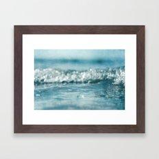 you are the ocean Framed Art Print