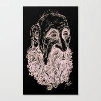 Thor Canvas Print