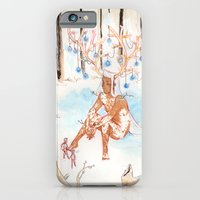 On the Nature of Spirits: Fauna iPhone 6 Slim Case