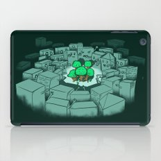 Save The Forest iPad Case