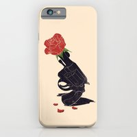 iPhone & iPod Case featuring Make Love Not War by nicebleed