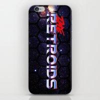 The Retroids iPhone & iPod Skin