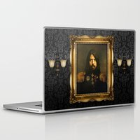 cross Laptop & iPad Skins featuring Dave Grohl - replaceface by replaceface