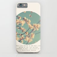 What Lies... iPhone 6 Slim Case