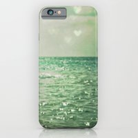 mermaid iPhone & iPod Cases featuring Sea of Happiness by Olivia Joy StClaire