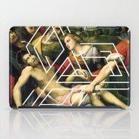 Raphael tri iPad Case