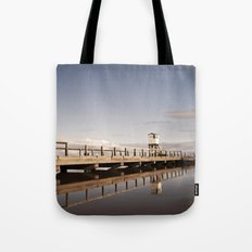 The Holy Island Tote Bag