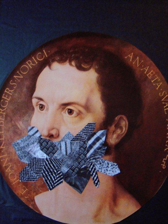 JOHANNES KLEEBERGER Art Print