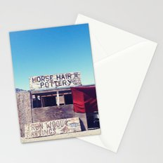 Horse Hair Pottery Stationery Cards