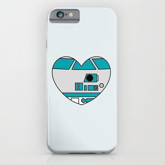 R2D2 Valentine iPhone & iPod Case