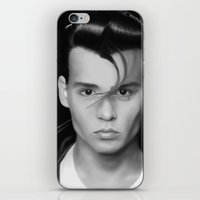 Cry Baby iPhone & iPod Skin