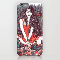 Three Eyed Girl iPhone 6 Slim Case
