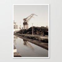 Puerto Madero 11 Canvas Print