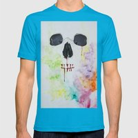 A Beautiful Array Of Som… Mens Fitted Tee Teal SMALL