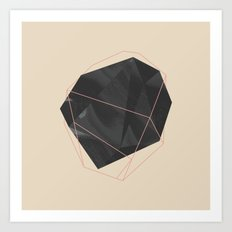 fragment Art Print