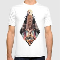 Ultimadamente Mens Fitted Tee White SMALL