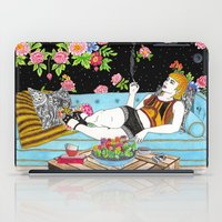 Relax Time iPad Case