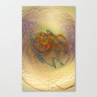 Little Dumbbell Nebula  Canvas Print