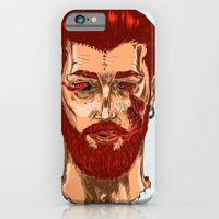 iPhone & iPod Case featuring Smoke by Nicolae Negura