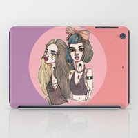 Two-Toned iPad Case