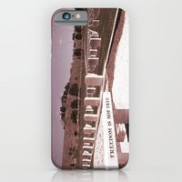 Freedom Is Not Free iPhone 6 Slim Case