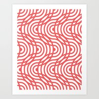zelda Art Prints featuring Zelda by Heather Dutton
