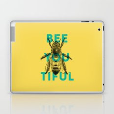 Bee-you-tiful Laptop & iPad Skin