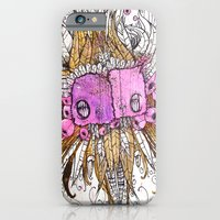 iPhone & iPod Case featuring 'Patience' by Darren Camplin
