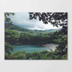 Paradise. Canvas Print